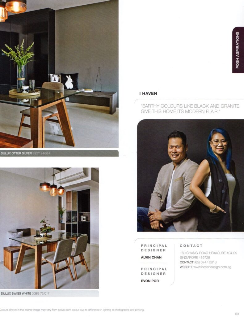 Press Article in Renovation Magazine